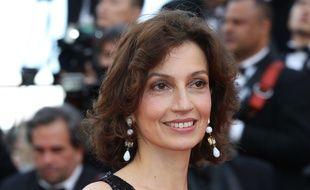 La ministre de la Culture, Audrey Azoulay, lors de l'ouverture du 69e Festival de Cannes, le 11 mai 2016.
