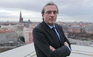 Strasbourg le 28 01 2013. Roland Ries Maire de Strasbourg