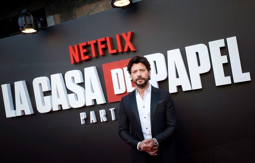 Non, Alvaro Morte, qui incarne le Professeur dans la série « La Casa de papel », n'est pas mort