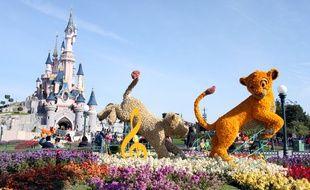 Dans les coulisses des jardins de Disneyland Paris.