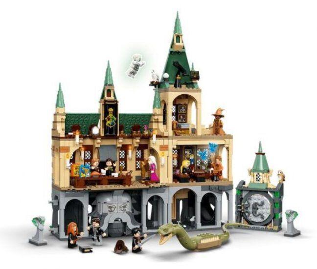 De nouveaux sets LEGO Harry Potter arrivent
