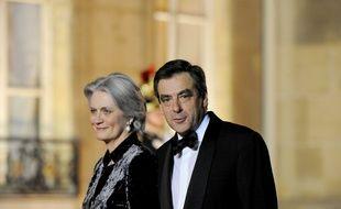 Penelope et François Fillon.