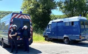 Le dispositif reste conséquent pour retrouver le forcené en Dordogne