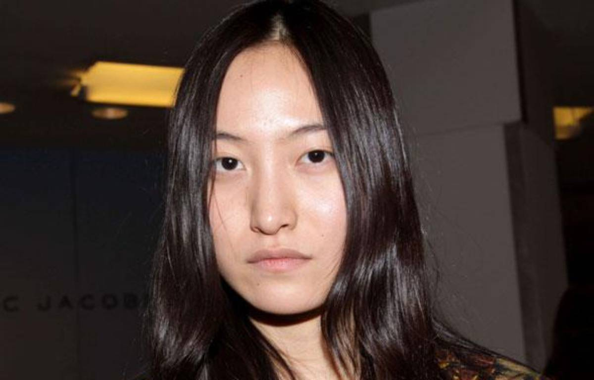 Le mannequin coréen Daul Kim, à New York, le 5 février 2009. – SIPA/Flashpoint / WENN.com