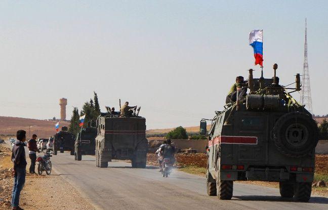 Offensive turque contre les Kurdes: Les Russes se dirigent vers la frontière turco-syrienne