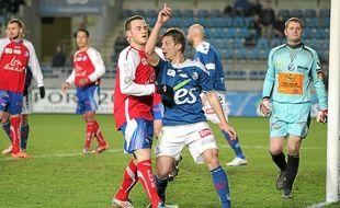Yann Benedick a été particulièrement sollicité par ses proches pour obtenir des places pour le derby. (Archives)