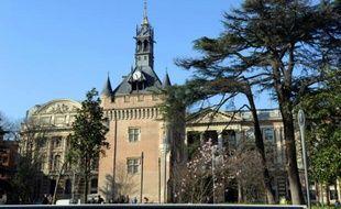 La mairie de Toulouse, le 12 mars 2014