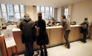 Dans la fonction publique territoriale, le salaire net moyen était de 1.880 euros par mois en 2014