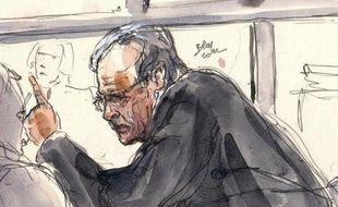 """L'Allemand Dieter Krombach affirme depuis trente ans être innocent du meurtre de sa belle-fille adolescente, Kalinka Bamberski, morte en 1982, et l'a répété au premier jour de son procès en appel: ces accusations relèvent de l'""""invention""""."""