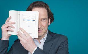 François Busnel et son émission «La grande librairie» sur France 5 font vendre beaucoup de livres