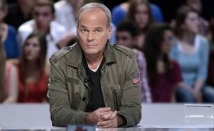 Laurent Baffie dans «Le Grand Journal» en octobre 2013.