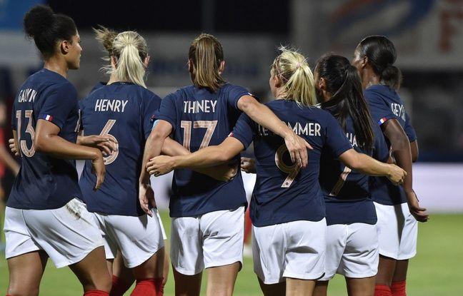 Foot féminin: Canal+ et TF1 se payent les droits de diffusion de l'Euro 2021