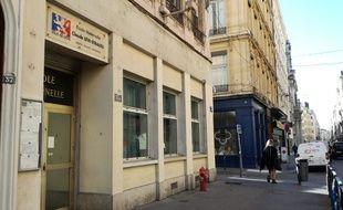 L'école Levi-Strauss est menacée de fermeture à Lyon dès la prochaine rentrée.