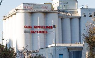 L'entreprise Moulins Maurel.