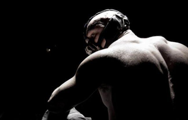 Bane, le redoutable ennemi de Batman dans «The Dark Knight Rises» en salles ce mercredi 25 juillet 2012.