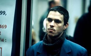 "Gérald Thomassin dans le film ""Paria"" de Nicola Klotz en 2000."