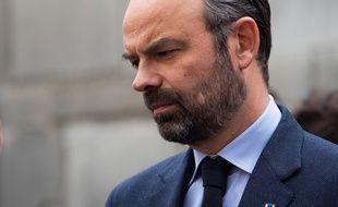 Edouard Philippe, le Premier ministre, le 18 mars à Paris.