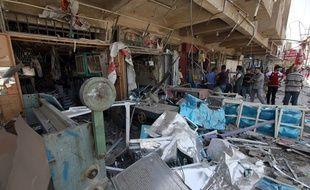 De nombreux attentats ont ensanglanté Bagdad la semaine dernière.
