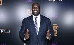 La légende du basketball, Shaquille O'Neal