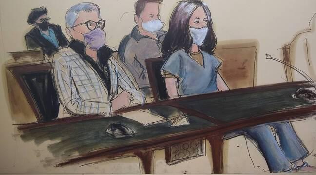 La demande de libération de Ghislaine Maxwell rejetée pour la quatrième fois