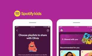 Spotify propose une nouvelle option de contrôle parental