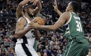 Boris Diaw et les Spurs de San Antonio réalisent un très bon début de saison 2015-2016.