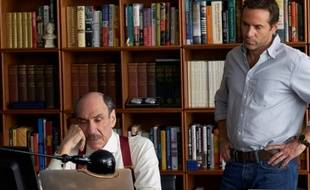 F. Murray Abraham et Alessandro Nivola dans «Chimerica».