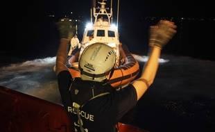 (Illustration) Les garde-côtes italiens ont indiqué que 22 personnes ont pu être sauvées.