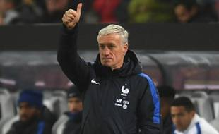 Didier Deschamps au top.