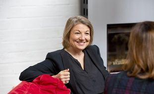 Aurélie Guenant, chef d'entreprise bordelaise, organise des conférences sous la forme des TED