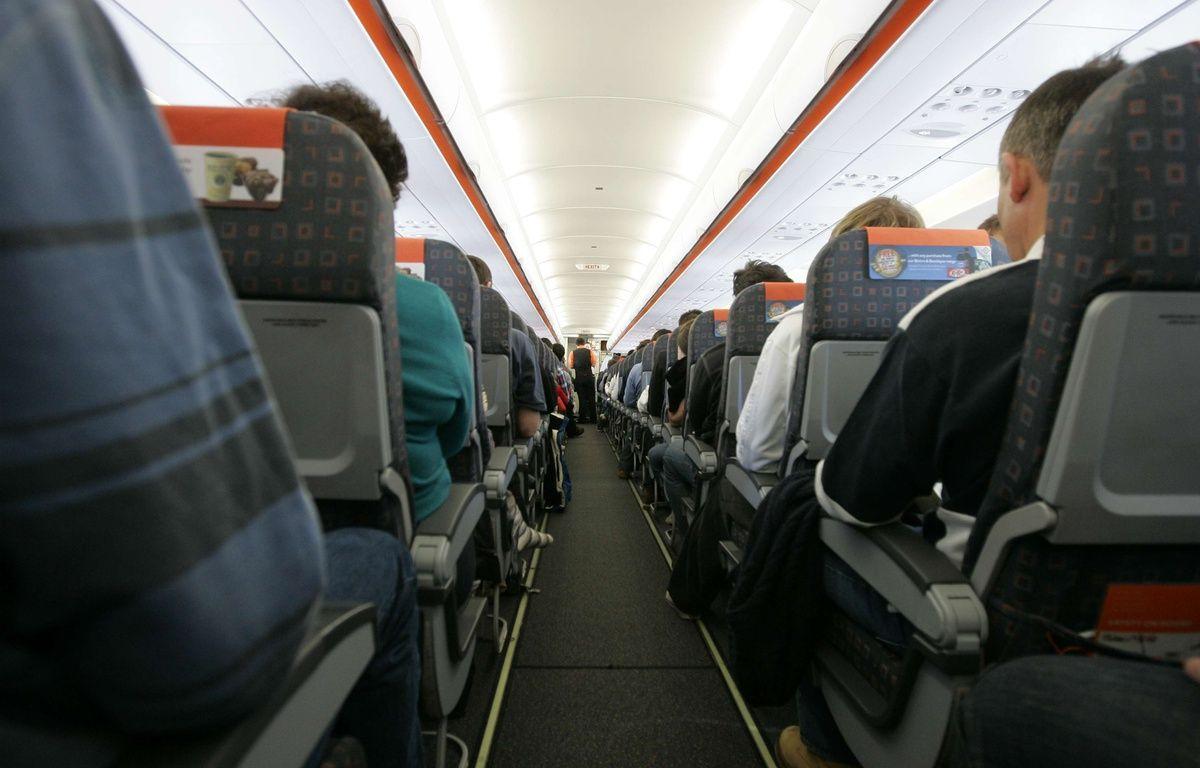 À bord d'un Airbus A320. – Geoffrey Robinson / Rex/REX/SIPA Mots-clés : CAB