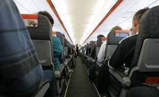 À bord d'un Airbus A320.