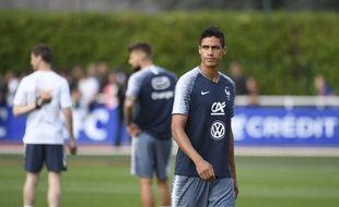 Ballon d'Or: «Si je ne le gagne pas, ce ne sera pas une déception», assure Raphaël Varane