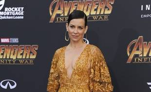 L'actrice Evangeline Lilly