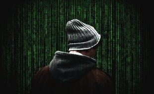 Illustration cyber-harcèlement