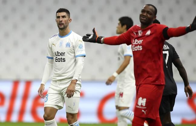OM-LOSC: Les Marseillais arrachent un nul chanceux face à Lille grâce à Mandanda et Germain