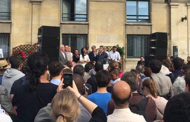Législatives: Faut-il vraiment s'attendre à une vague Mélenchon en Seine-Saint-Denis? dans actualitas dimanche 648x415_jean-luc-melenchon-devant-mairie-saint-ouen-soutenir-eric-coquerel