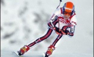 La skieuse Ingrid Jacquemod a été ponctuelle au rendez-vous de la première descente de Val d'Isère, sur sa piste fétiche, prenant une 5e place qui promet pour la deuxième descente mercredi, même si elle pointe loin, à une seconde et demie, de l'Américaine Julia Mancuso.