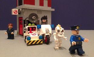 Lego a annoncé un set reconstituant l'univers de Ghostbusters pour le début de l'année 2016.