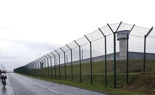 Le centre pénitentiaire de Vendin-le-Vieil, dans le Pas-de-Calais.