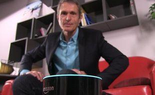 Alexa, l'assistant virtuel d'Amazon débarque en France