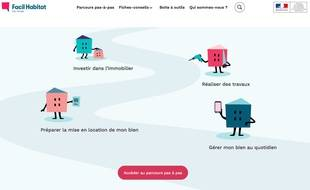 L'Agence nationale de l'habitat a lancé Facilhabitat.gouv.fr, le nouveau site de référence pour les propriétaires.