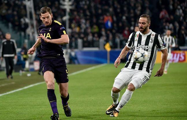 EN DIRECT. Ligue des champions: La Juventus en grand danger à Wembley face à Tottenham