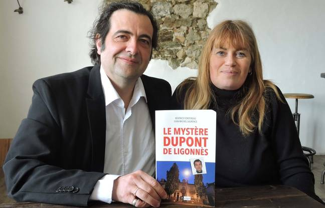 Jean-Michel Laurence et Béatrice Fonteneau.