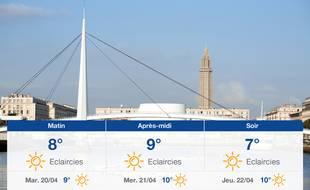 Météo Le Havre: Prévisions du lundi 19 avril 2021