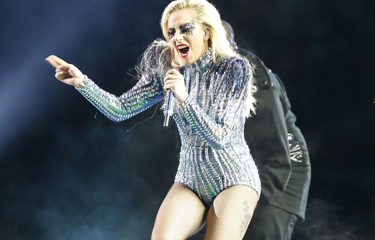 Lady Gaga sur la scène du Super Bowl – WENN