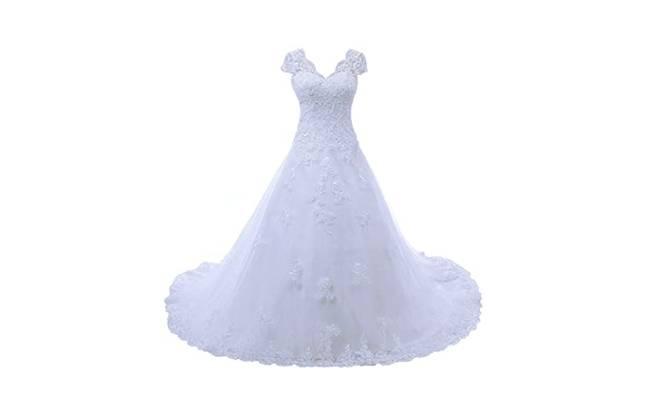 Robe de mariée Vantexi