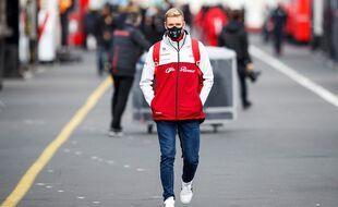 Mick Schumacher va conduire une F1 comme son illustre géniteur.