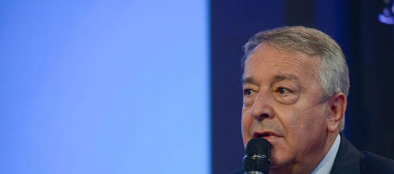 Antoine Frérot, le patron de Veolia.