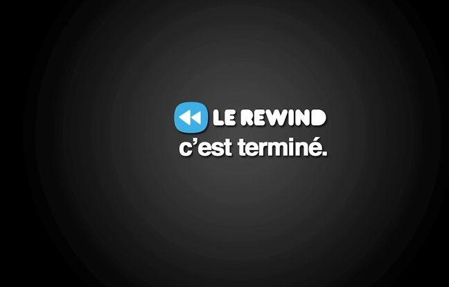 Le Rewind tire sa révérence.